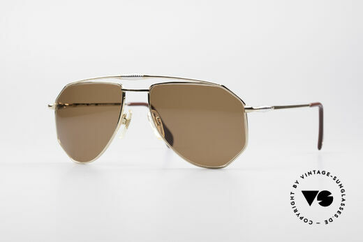 Zollitsch Cadre 120 Medium 80's Sunglasses Details