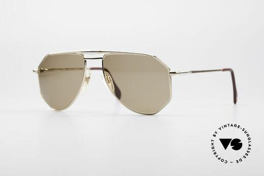 Zollitsch Cadre 120 Medium 80's Men's Sunglasses Details