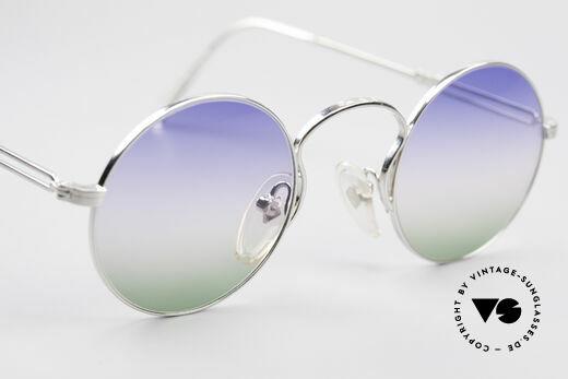 Jean Paul Gaultier 55-0172 Round Designer Sunglasses
