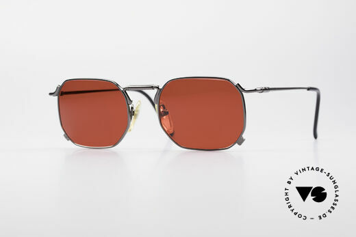 Jean Paul Gaultier 55-8175 Spectacular Vintage Shades Details