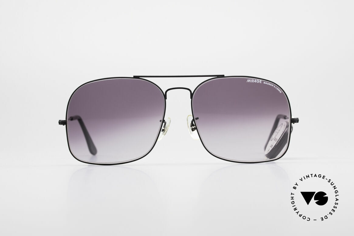 Bausch & Lomb Mirage 80's USA Vintage Shades