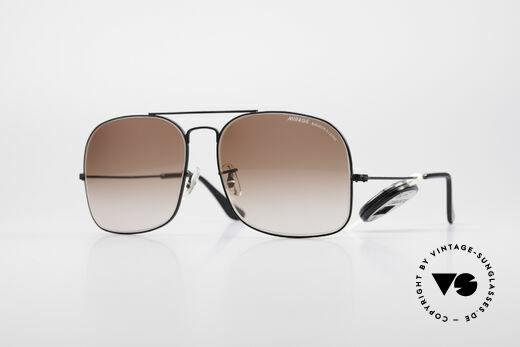 Bausch & Lomb Mirage USA Vintage Sunglasses Details