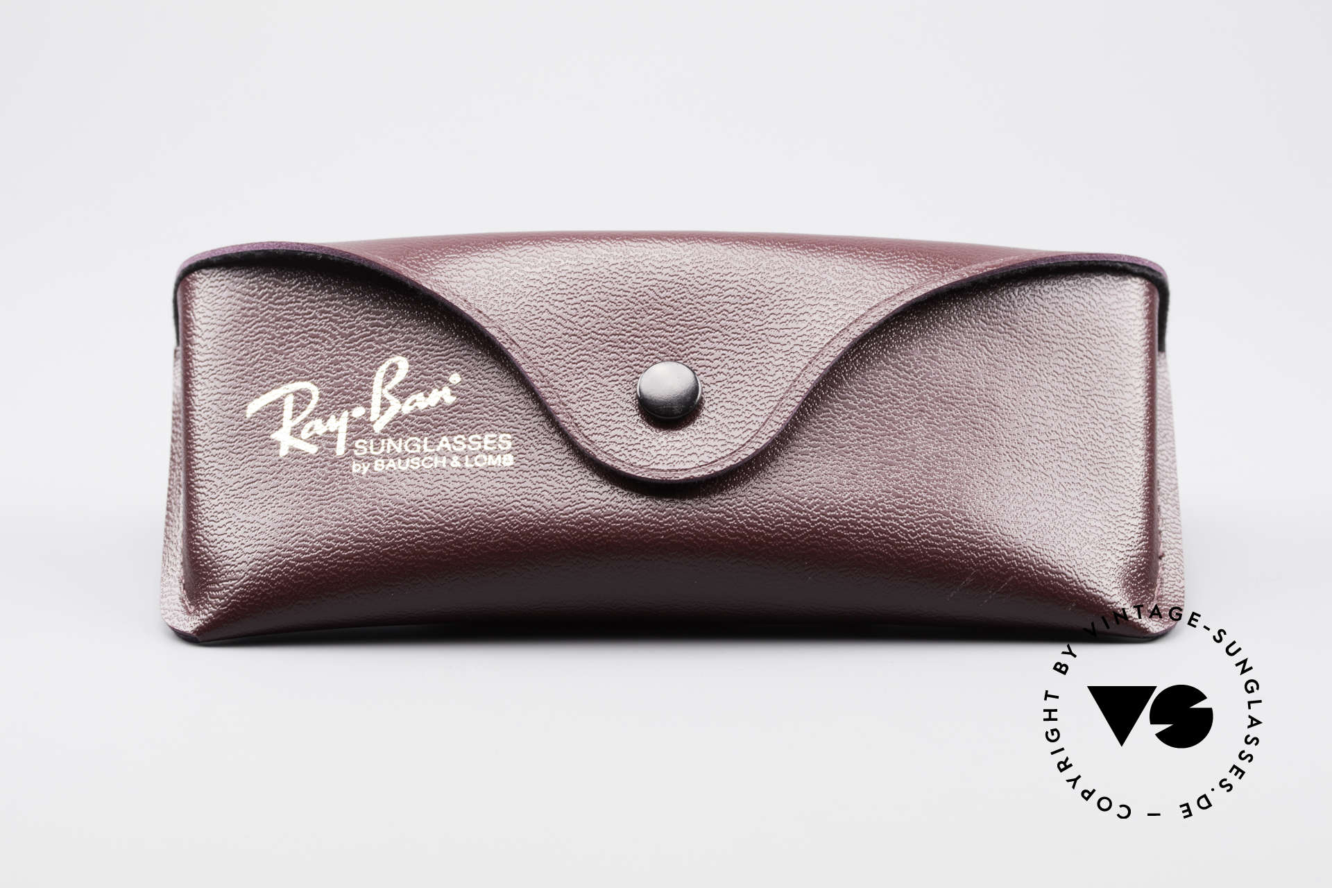 Ray Ban Clubmaster Bausch & Lomb USA Shades, NO retro sunglasses, but a 25 years old original!, Made for Women