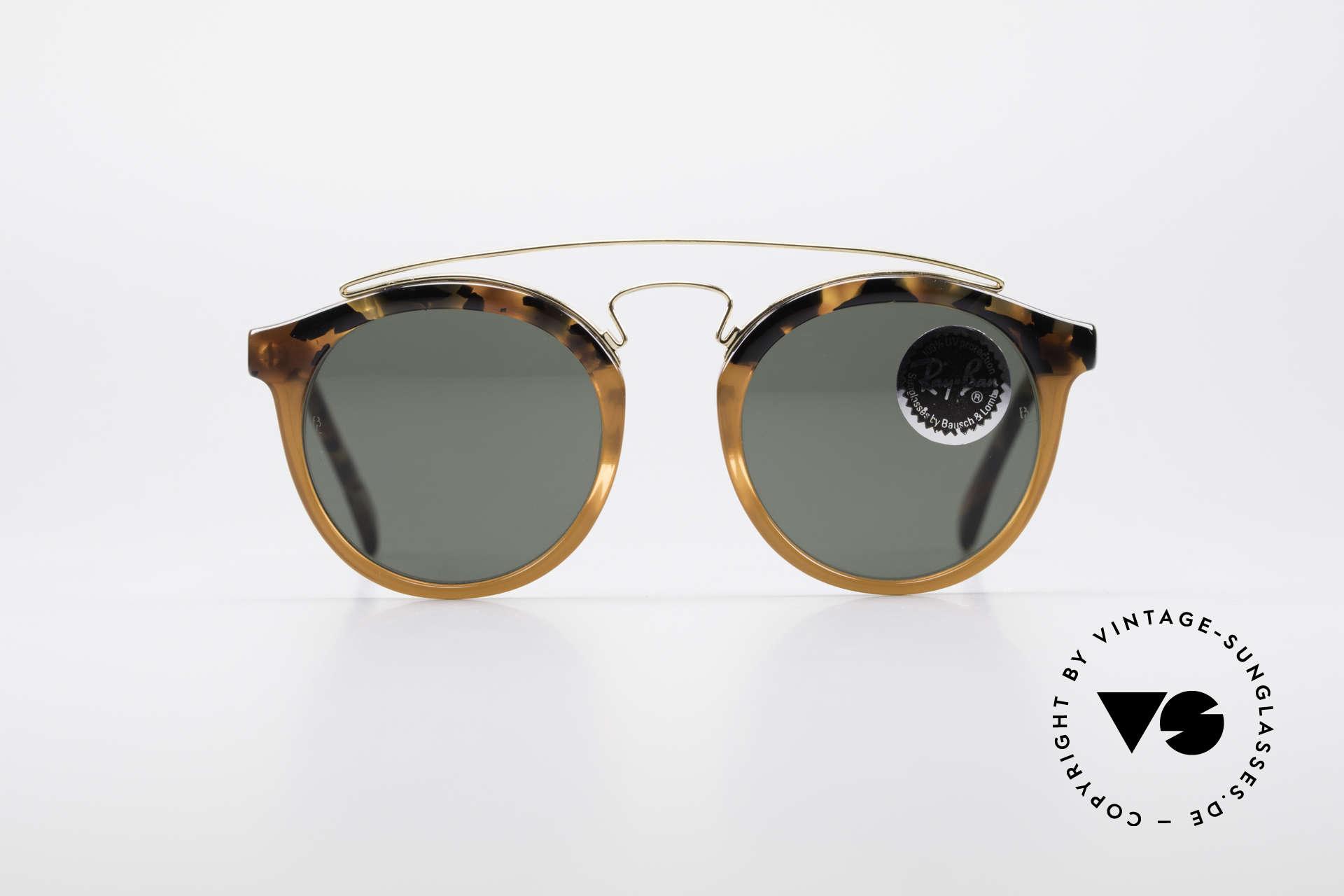 9cf1a94adde Sunglasses Ray Ban Gatsby Style 4 B L Bausch Lomb USA