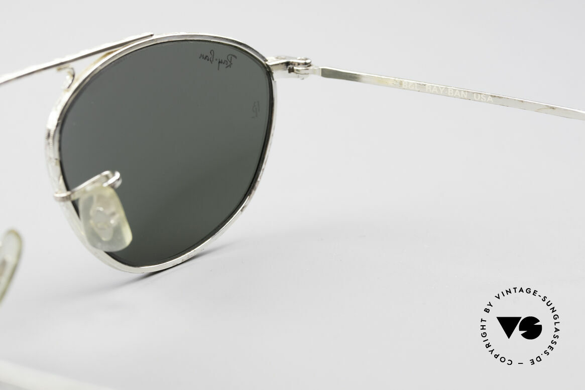 Ray Ban Modified Aviator Vintage B&L USA Frame, NO RETRO sunglasses; but an rare old B&L ORIGINAL, Made for Men and Women