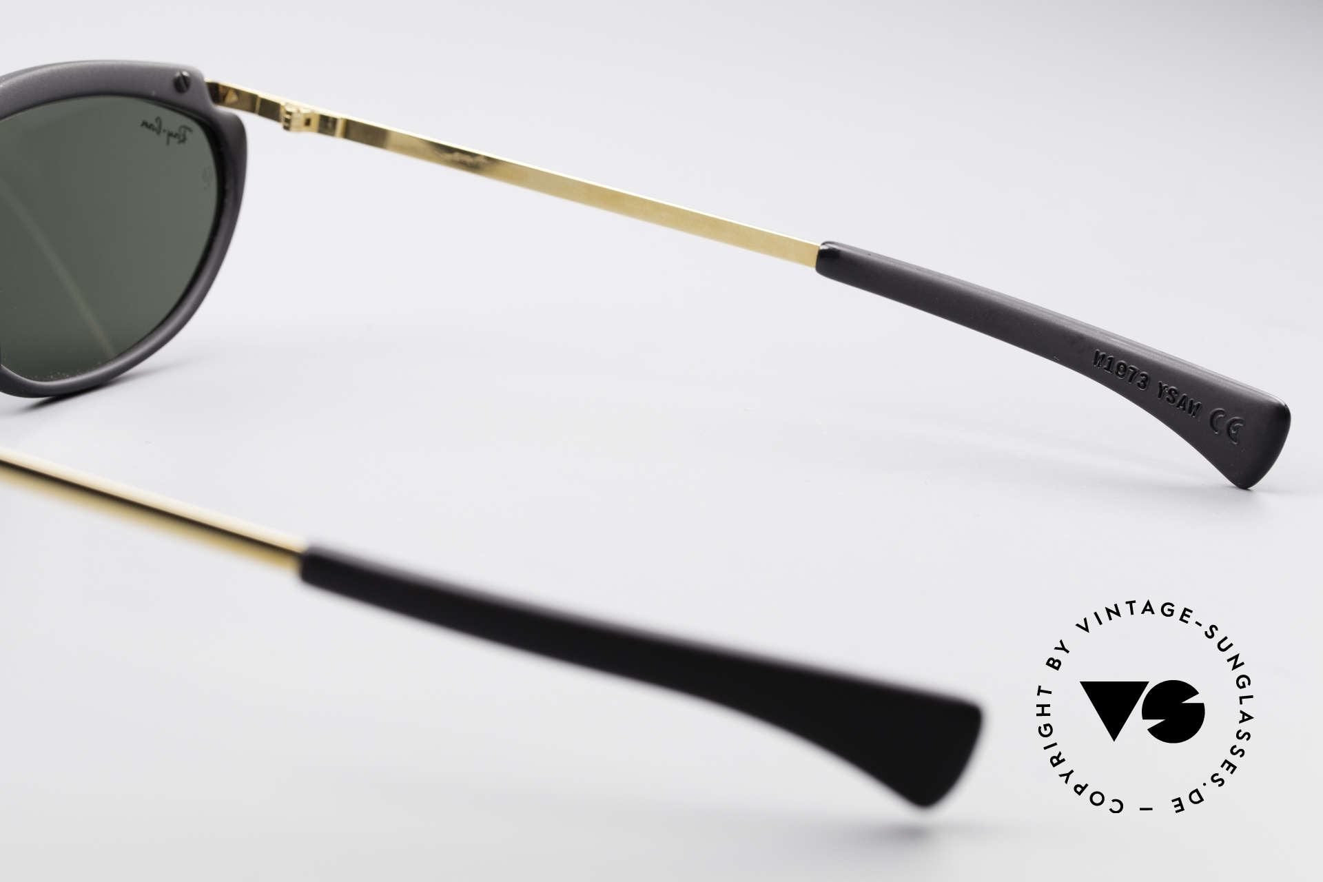 Ray Ban Olympian IV Authentic 90's B&L USA Shades, NO RETRO Ray Ban, but a rare B&L USA-Original, Made for Men and Women