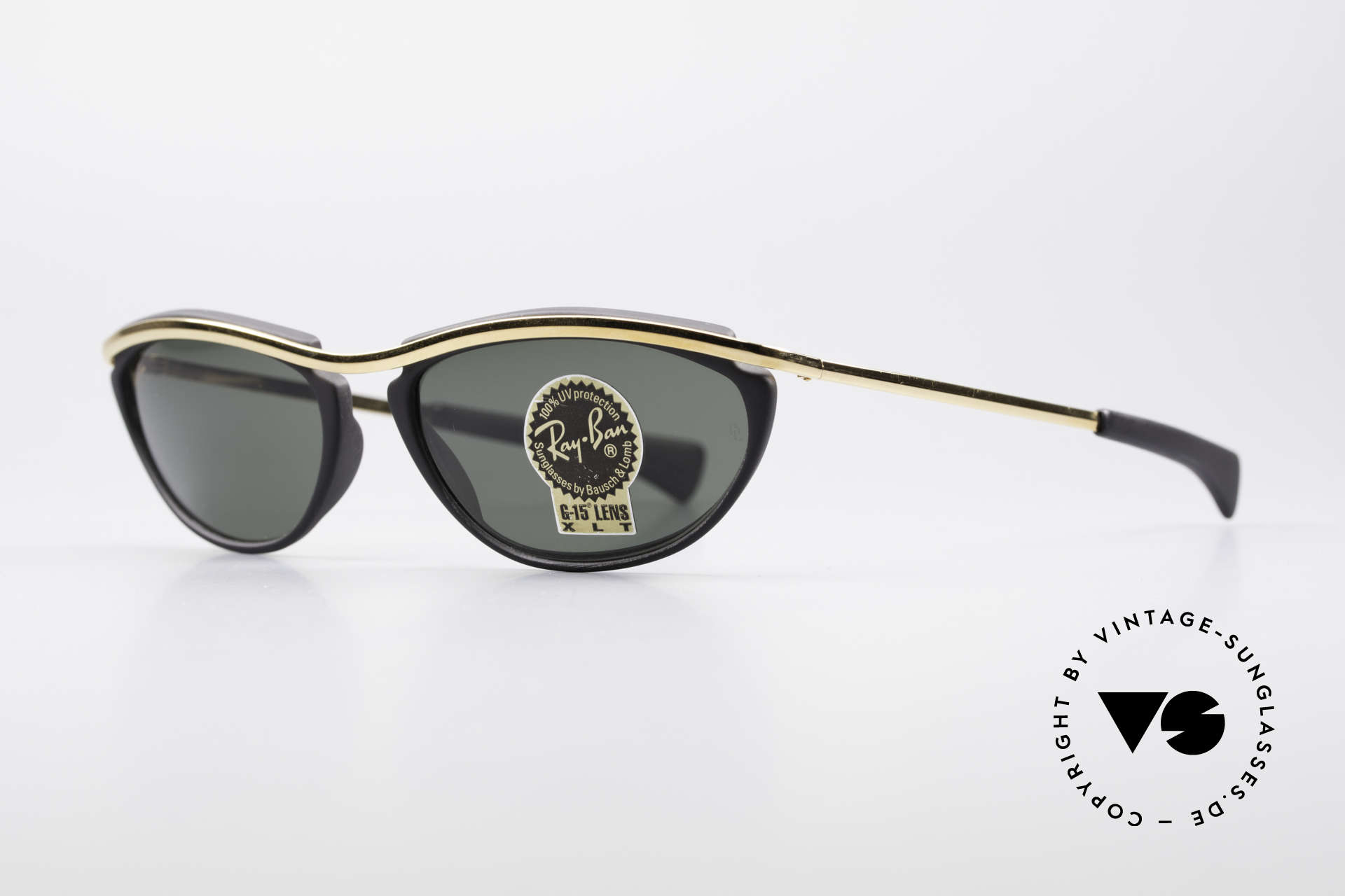 Ray Ban Olympian IV Authentic 90's B&L USA Shades, a vintage 'made in USA' ORIGINAL from the 90's, Made for Men and Women
