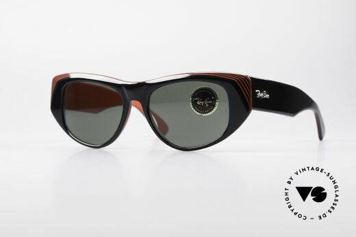 Ray Ban Wayfarer Dekko Rare Ladies Sunglasses Details
