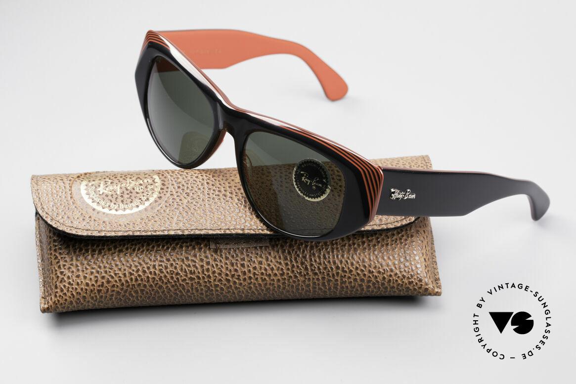 Ray Ban Wayfarer Dekko Rare Ladies Sunglasses