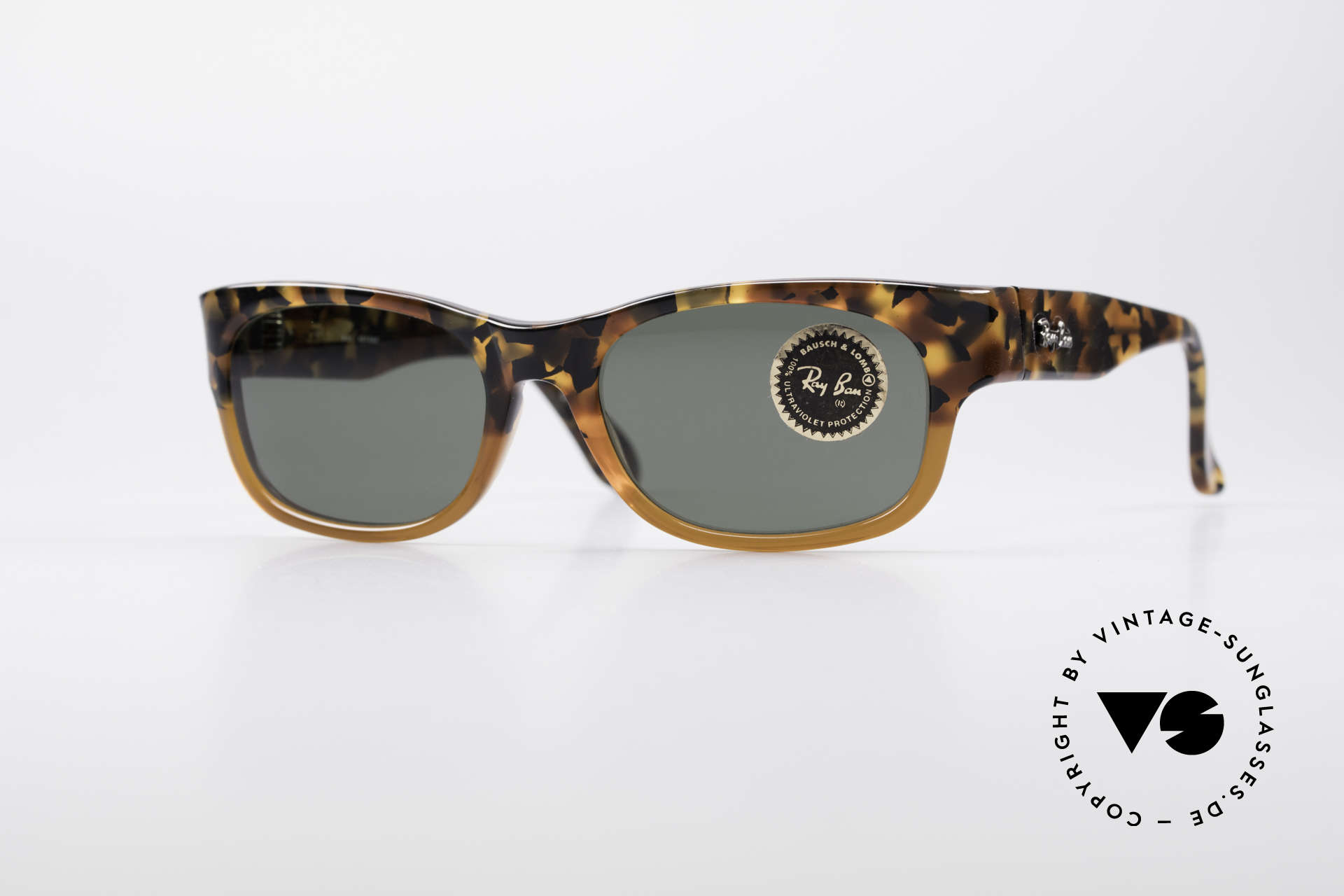 Ray Ban Bohemian Bausch & Lomb USA Glasses, classic Ray Ban sunglasses from the early 90s, Made for Men and Women