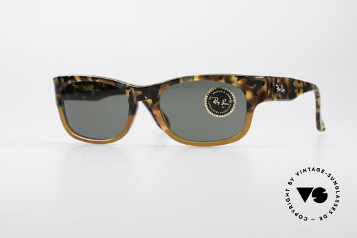 Ray Ban Bohemian Bausch & Lomb USA Glasses Details