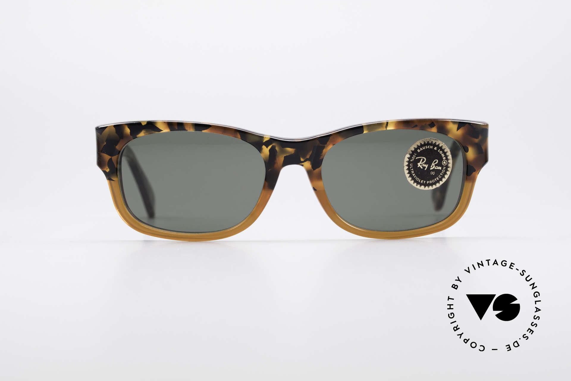 Ray Ban Bohemian Bausch & Lomb USA Glasses, Bausch & Lomb G-15 quality lenses (100% UV), Made for Men and Women