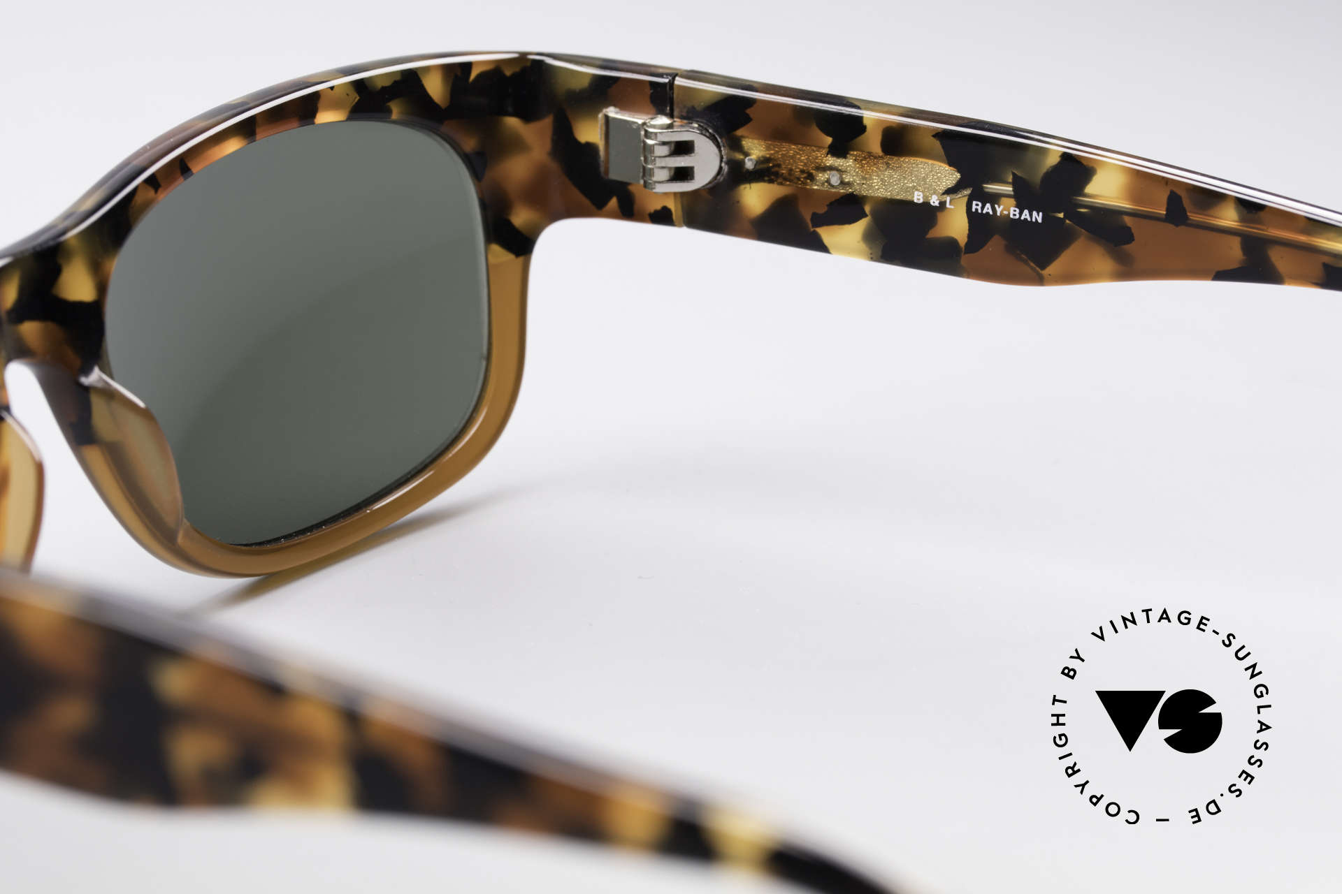 Ray Ban Bohemian Bausch & Lomb USA Glasses, NO retro glasses, but an old B&L USA-original, Made for Men and Women