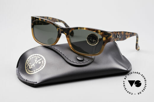 Ray Ban Bohemian Bausch & Lomb USA Glasses, Size: medium, Made for Men and Women
