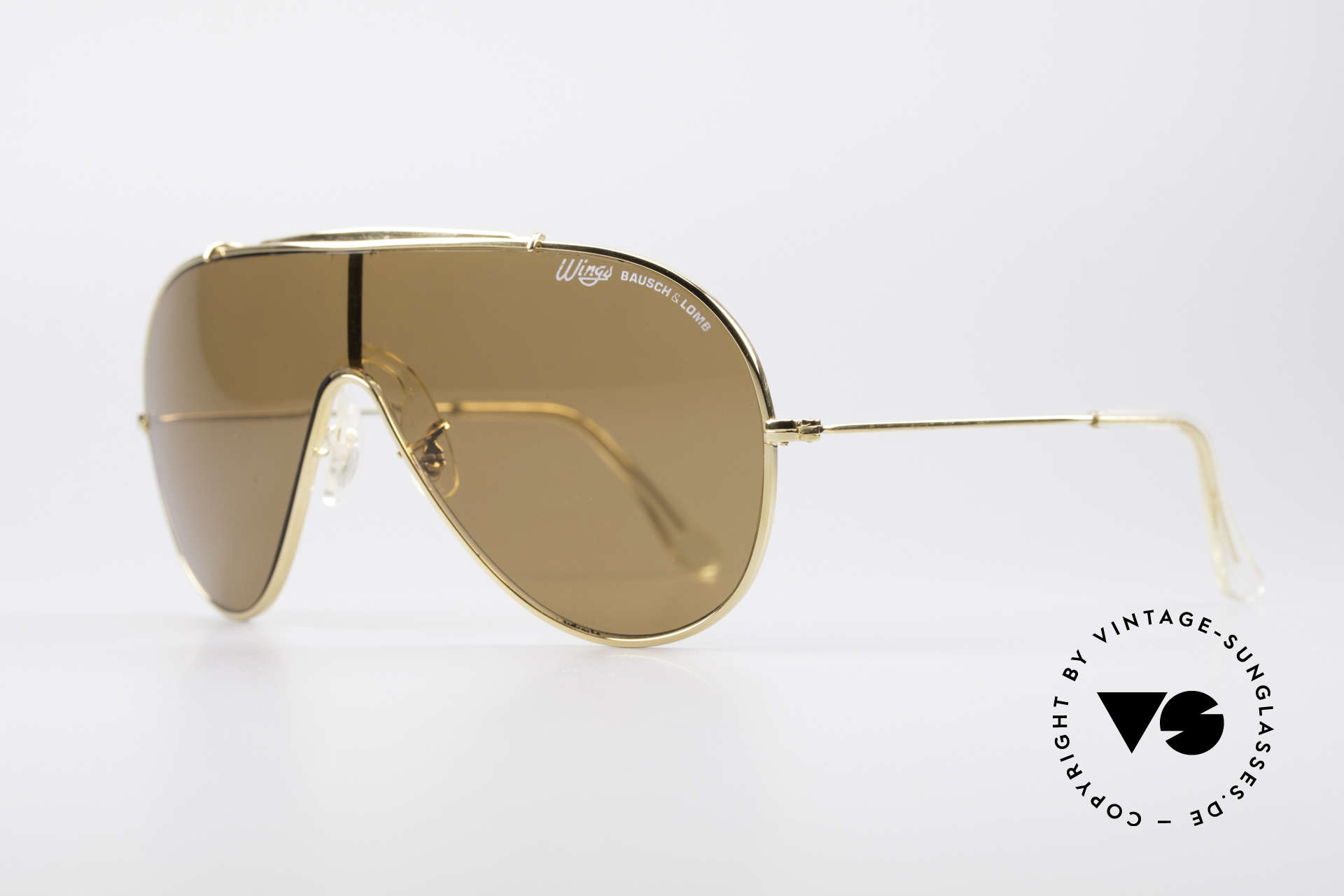 Bausch & Lomb Wings Amber Rose Vintage Shades, worn by Amber Rose in 2010 (Fashion Week, NY), Made for Men and Women
