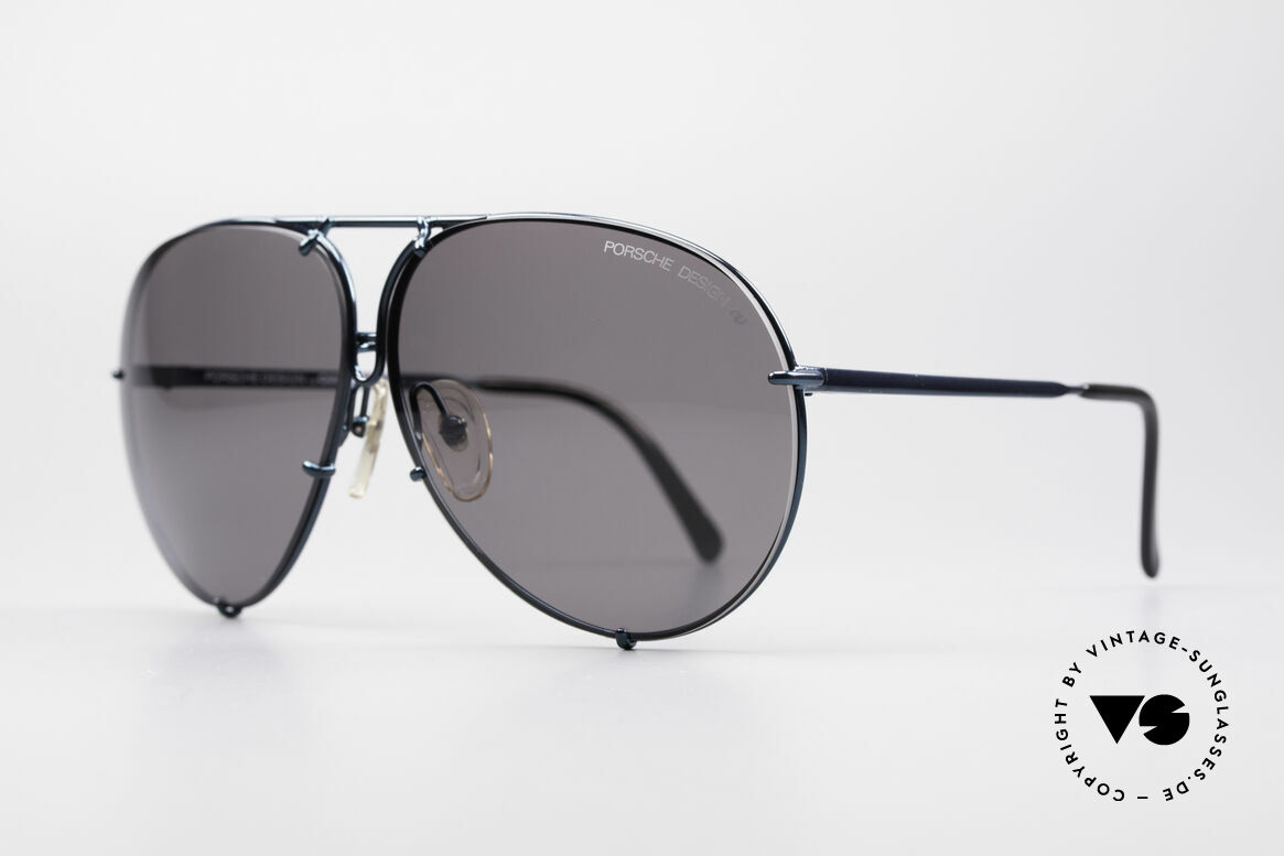 Porsche 5623 Rare 80's Aviator Sunglasses, NO RETRO SUNGLASSES, but a 30 years old ORIGINAL!, Made for Men and Women