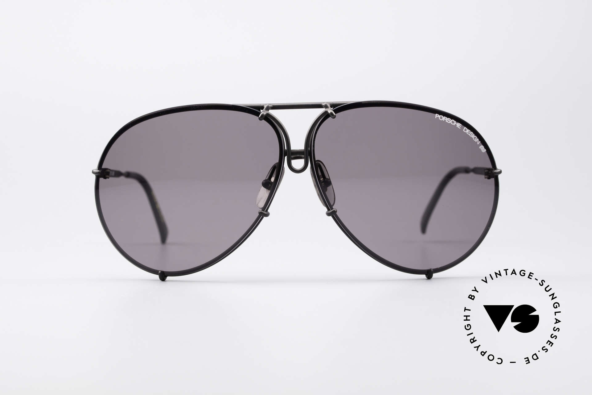 Porsche 5621 Large 80's Aviator Shades, NO RETRO SUNGLASSES, but a 30 years old original, Made for Men