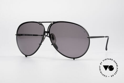 Porsche 5621 Large 80's Aviator Shades, model 5621 = 80's LARGE size (X-LARGE, these days), Made for Men
