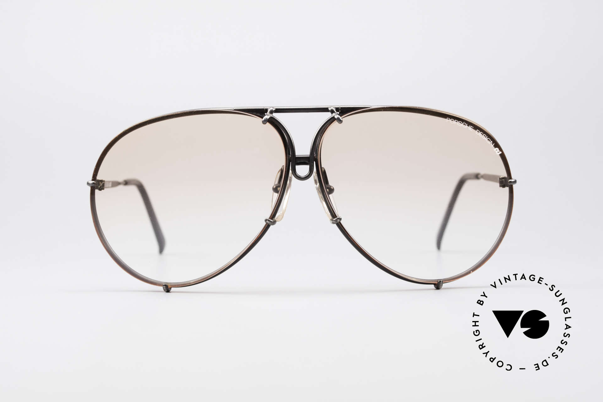Porsche 5621 Rare 80's XL Aviator Shades, one of the most wanted vintage models, worldwide!, Made for Men