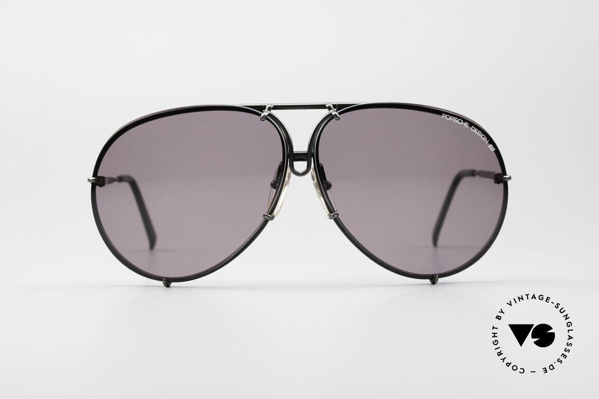 Porsche 5621 Rare 80's XL Aviator Shades, 2nd hand, but in a great condition (with orig. case), Made for Men
