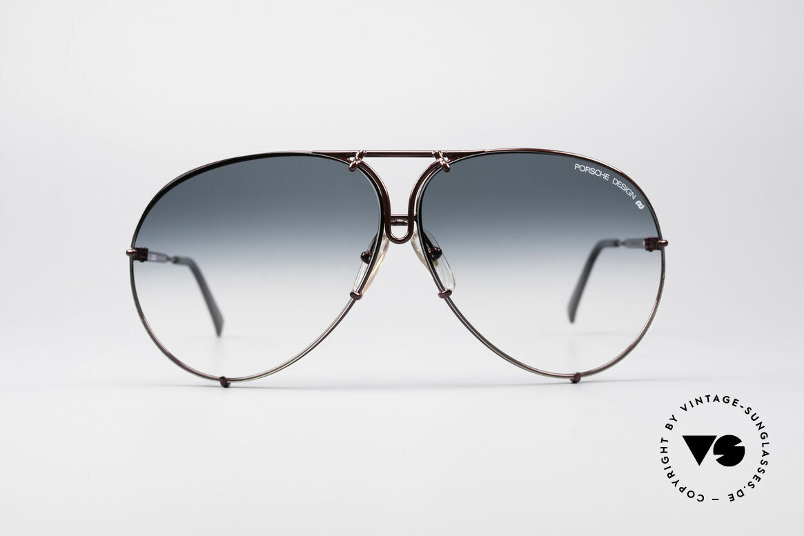 Porsche 5621 XL 80's Aviator Sunglasses, one of the most wanted vintage models, worldwide, Made for Men and Women