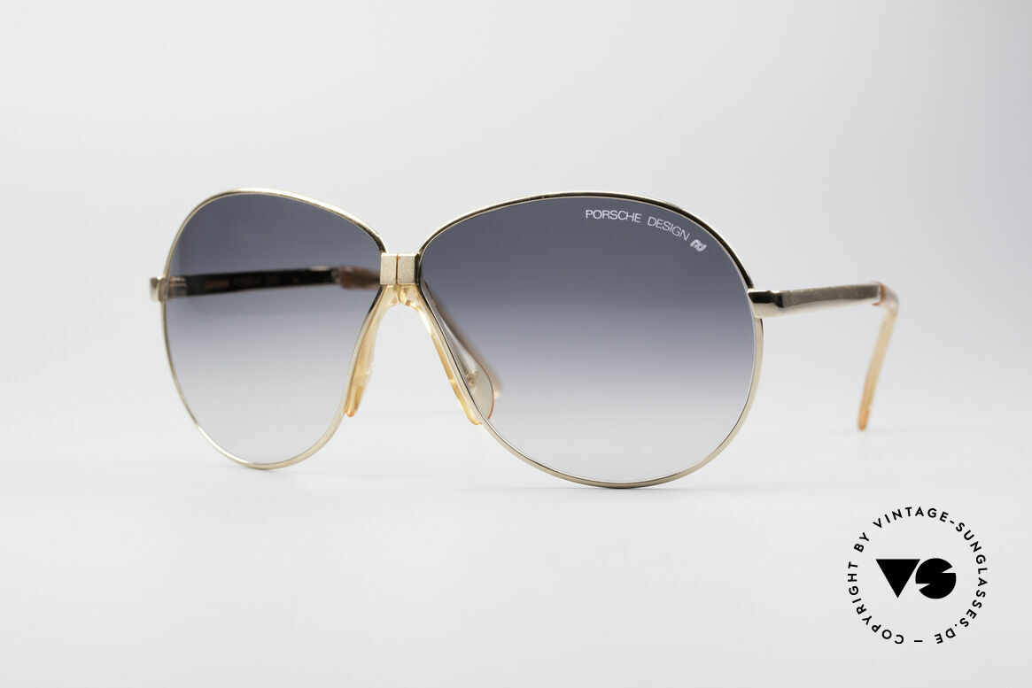 Porsche 5626 Ladies Folding Sunglasses