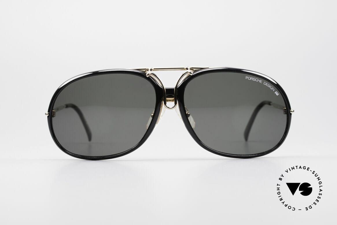 Porsche 3 in 1 Large 5631 + 5632 + 5633, thus, three sunglasses in one! (brilliant and rare), Made for Men