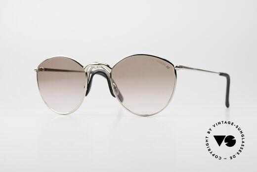 Porsche 5638 True 90's Vintage Glasses Details