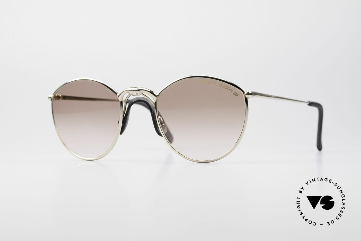 Porsche 5638 True 90's Vintage Glasses, luxury unisex designer sunglasses by Porsche Design, Made for Men and Women