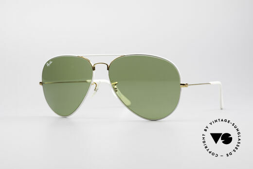 Ray Ban Large Metal II Flying Colors Limited Edition Details