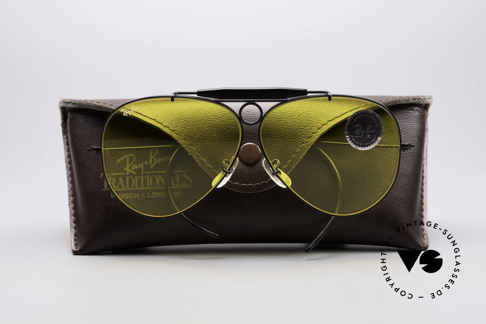 59f96570e45 best new vintage ray ban ostrich leather shooter 62mm bl sunglasses ae2df  77451  get ray ban shooter sport bl kalichrome lenses 2aa3f 382aa