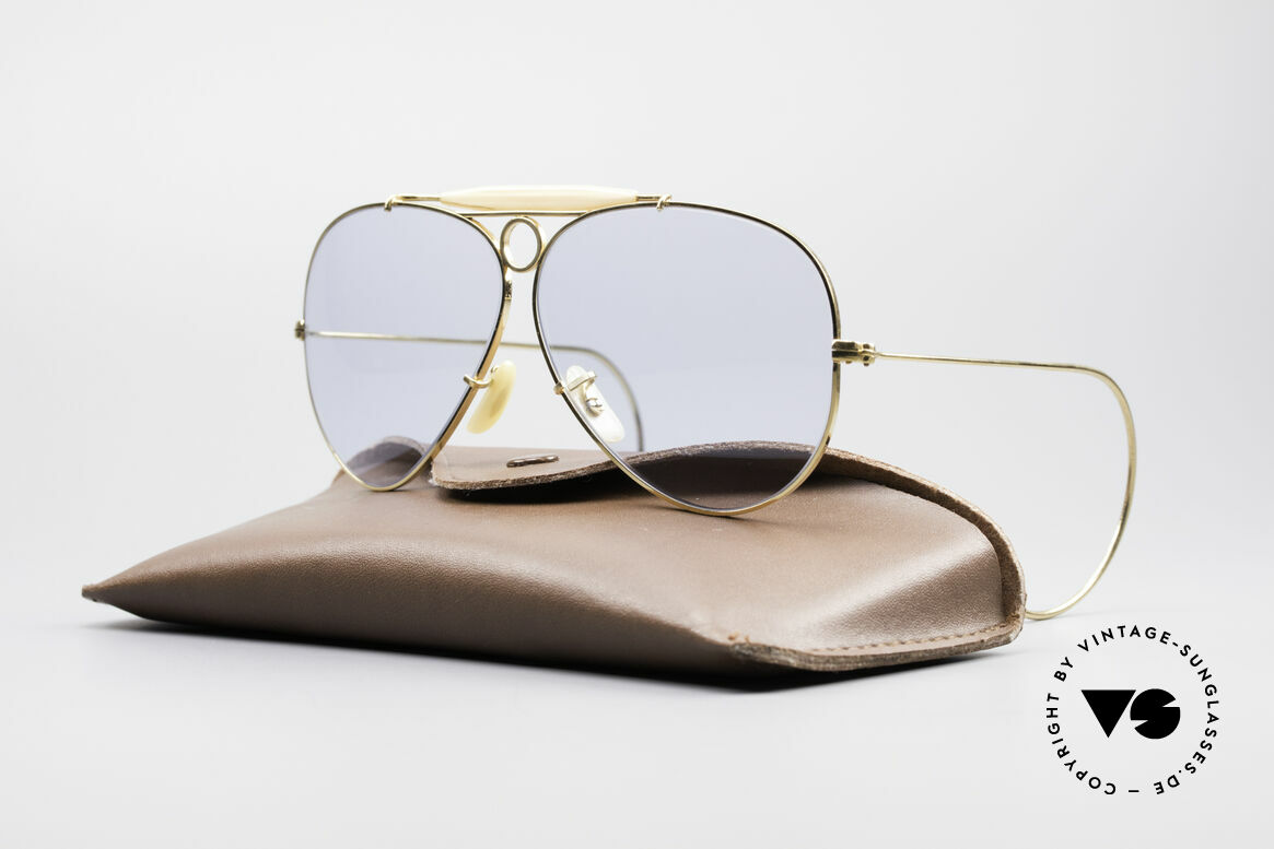 Ray Ban Shooter Sport Changeable Blue Lenses