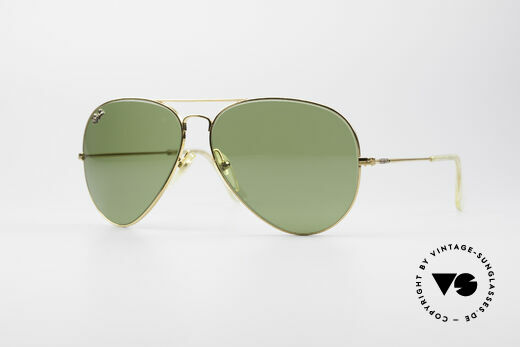 Ray Ban Large Metal II Elite Limited Edition USA Details