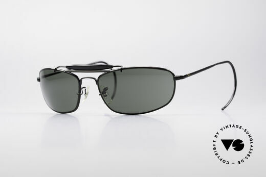 Ray Ban Sport Metal 1994 Olympic Series B&L USA Details