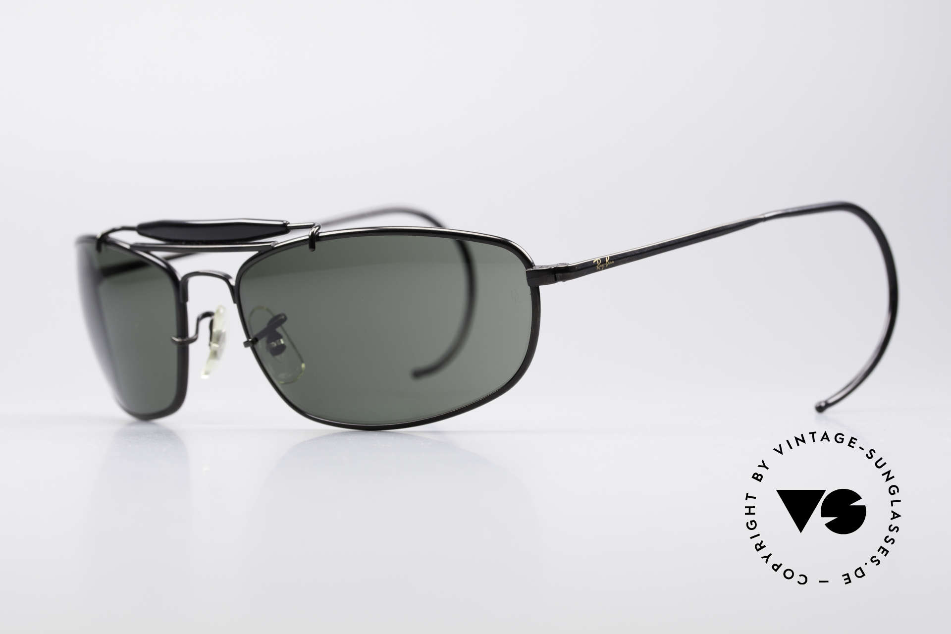 Ray Ban Sport Metal 1994 Olympic Series B&L USA, best manufacturing from the USA (+ Ray-Ban soft case), Made for Men