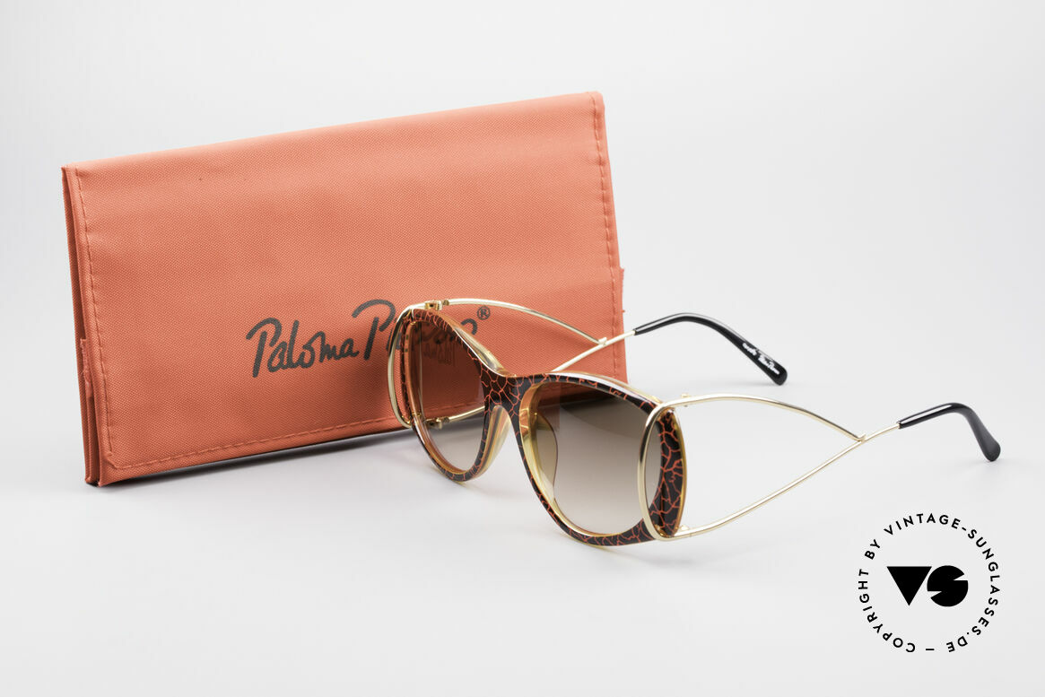 Paloma Picasso 3719 Case Can Be Used As Wallet
