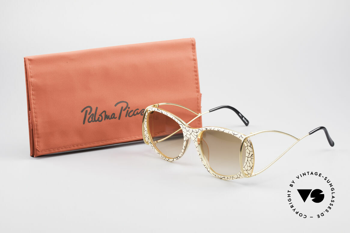 Paloma Picasso 3719 Case Can Be Used As Purse