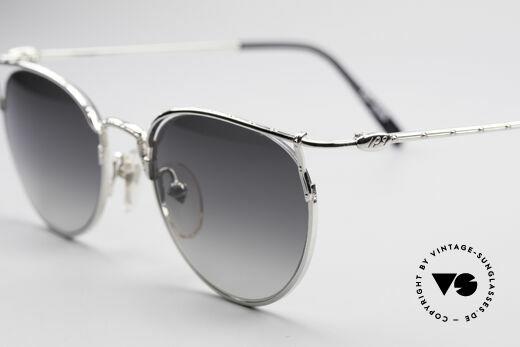 Jean Paul Gaultier 55-3177 Semi Rimless Vintage Frame