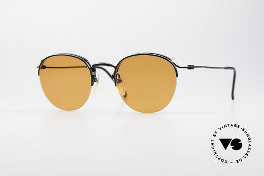 Jean Paul Gaultier 55-1172 Semi Rimless Sunglasses Details