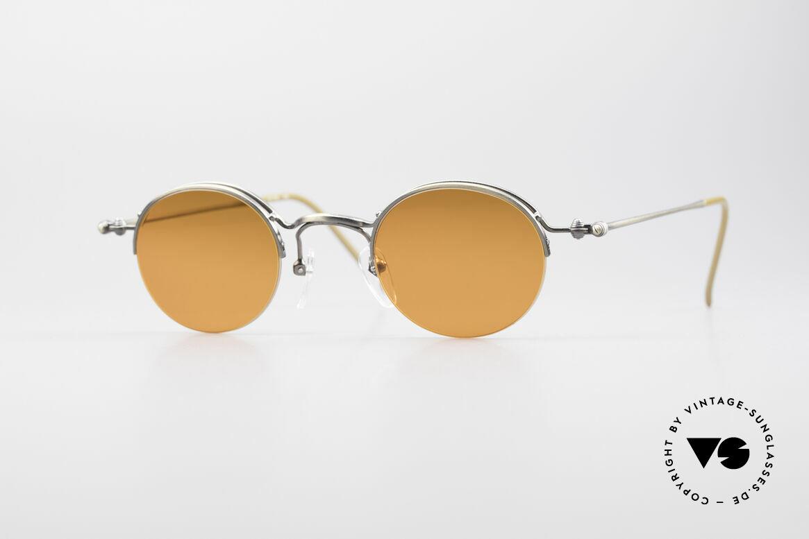 Jean Paul Gaultier 55-7108 Small Vintage Panto Glasses