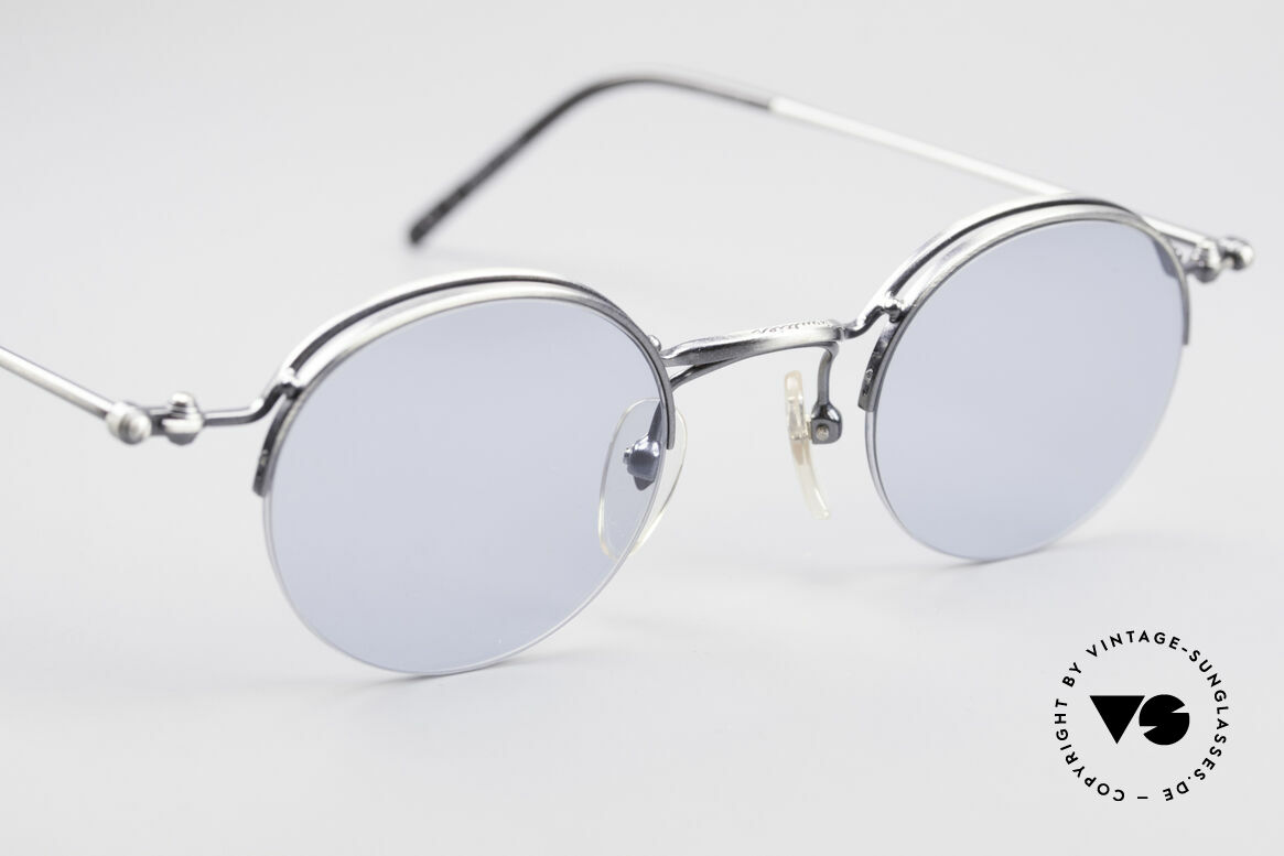 Jean Paul Gaultier 55-7108 Small Round Panto Glasses, unused (like all our rare vintage J.P.G sunglasses), Made for Men and Women