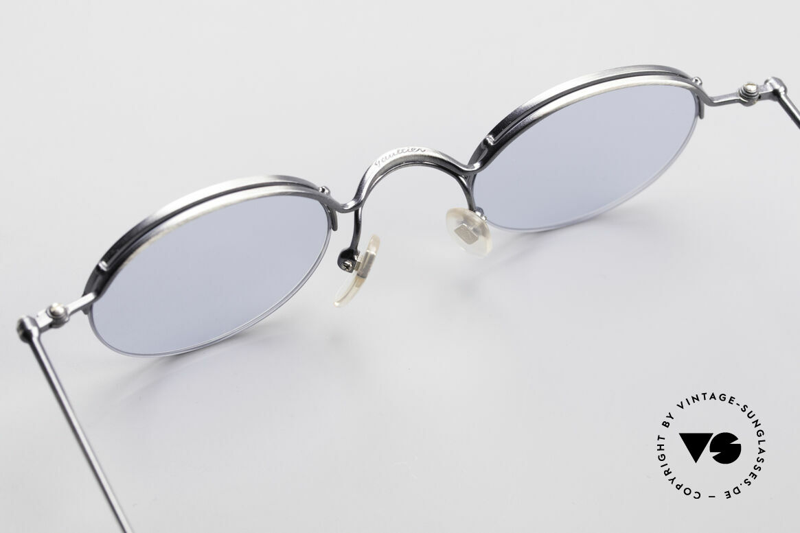 Jean Paul Gaultier 55-7108 Small Round Panto Glasses