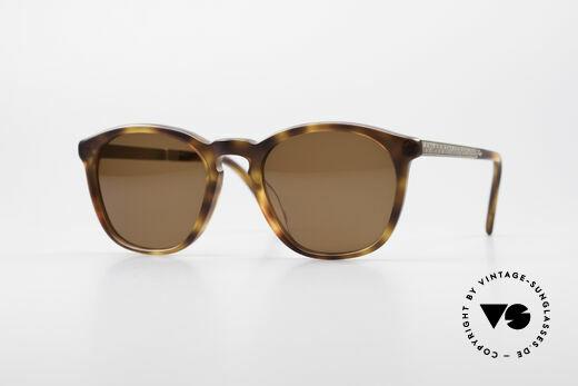 Matsuda 2816 High-End Vintage Sunglasses Details