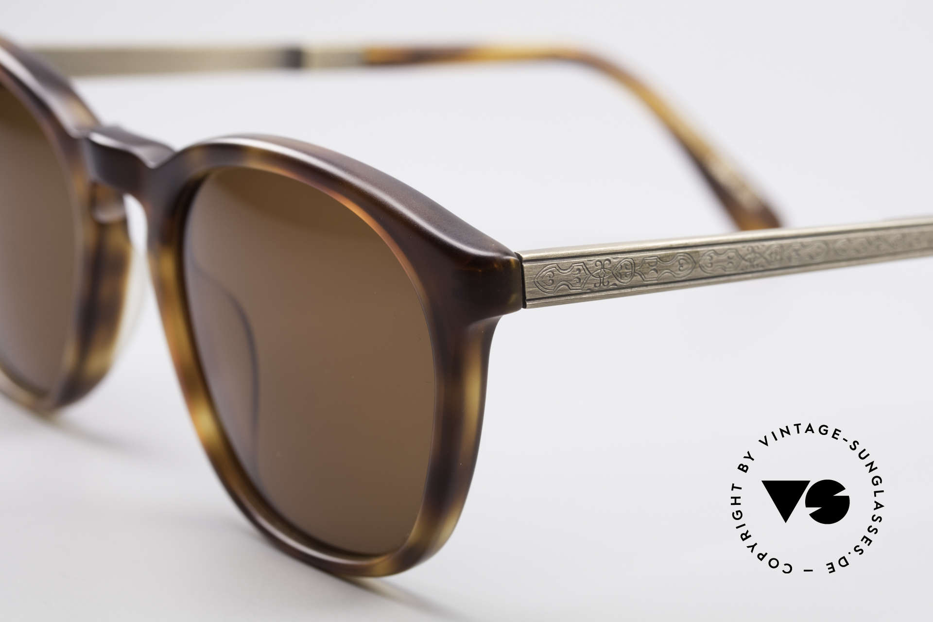 Matsuda 2816 High-End Vintage Sunglasses, sun lenses with high absorption / assimilation; 100% UV, Made for Men