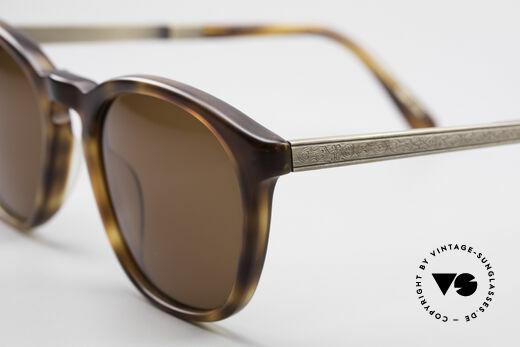 Matsuda 2816 High-End Vintage Sunglasses