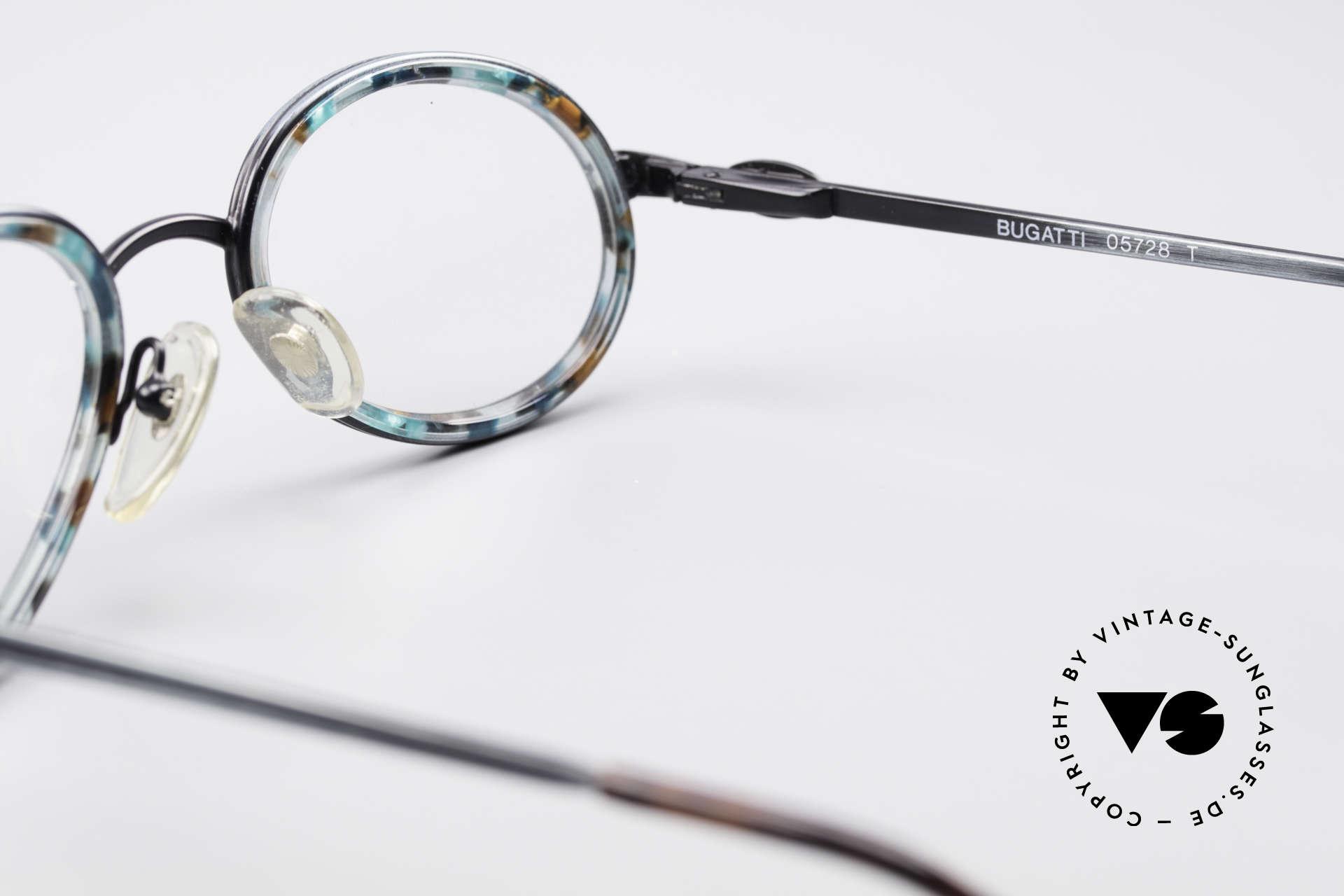 Bugatti 05728T 90's Men's Eyeglasses, NO retro glasses, but a 25 years old Bugatti ORIGINAL, Made for Men