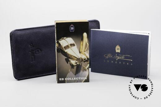 Bugatti 05728T 90's Men's Eyeglasses, frame can be glazed with optical lenses or sun lenses, Made for Men
