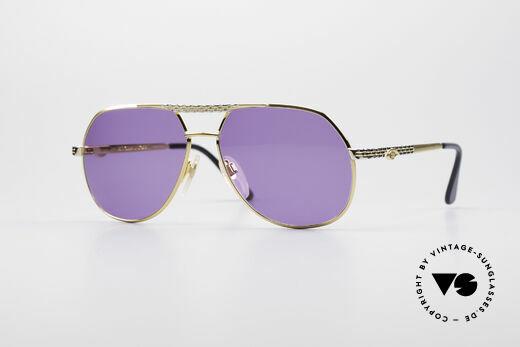 Bugatti EB502 - S Rare Luxury Sunglasses Details