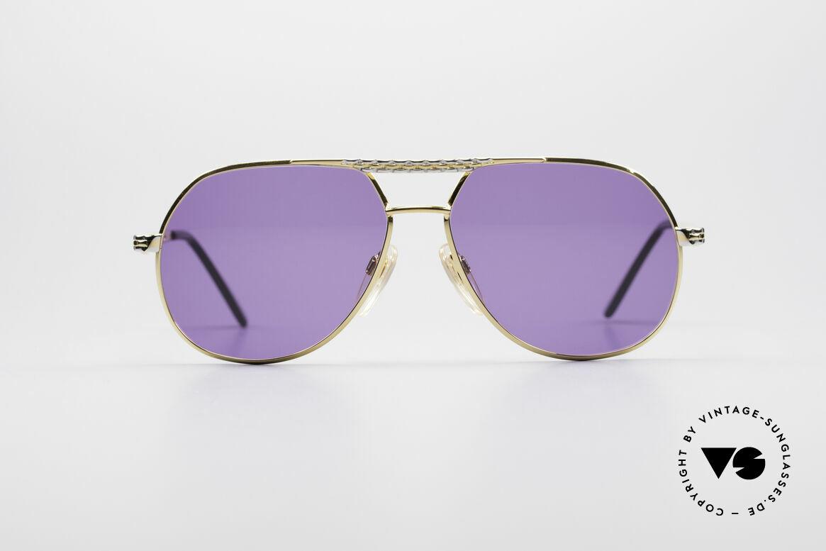Bugatti EB502 - S Rare Luxury Sunglasses