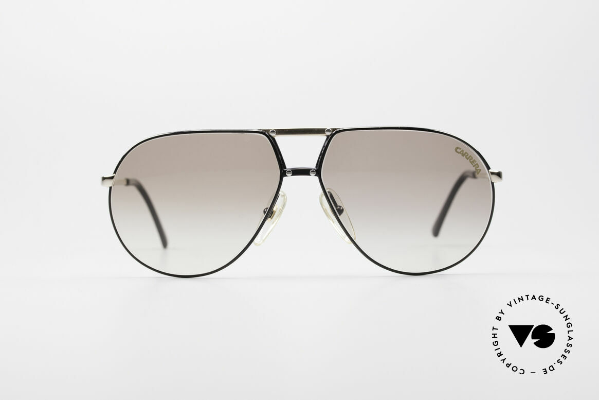 Carrera 5326 - S 80's Men's Sunglasses, classic 80's aviator (tear drop shaped) frame design, Made for Men and Women